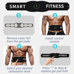 Fat & Cellulite Burning EMS Belt