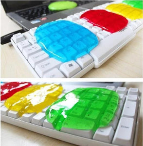 Magic Dust Keyboard Soft Mud