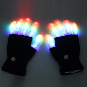 X-Glow LED Party Gloves