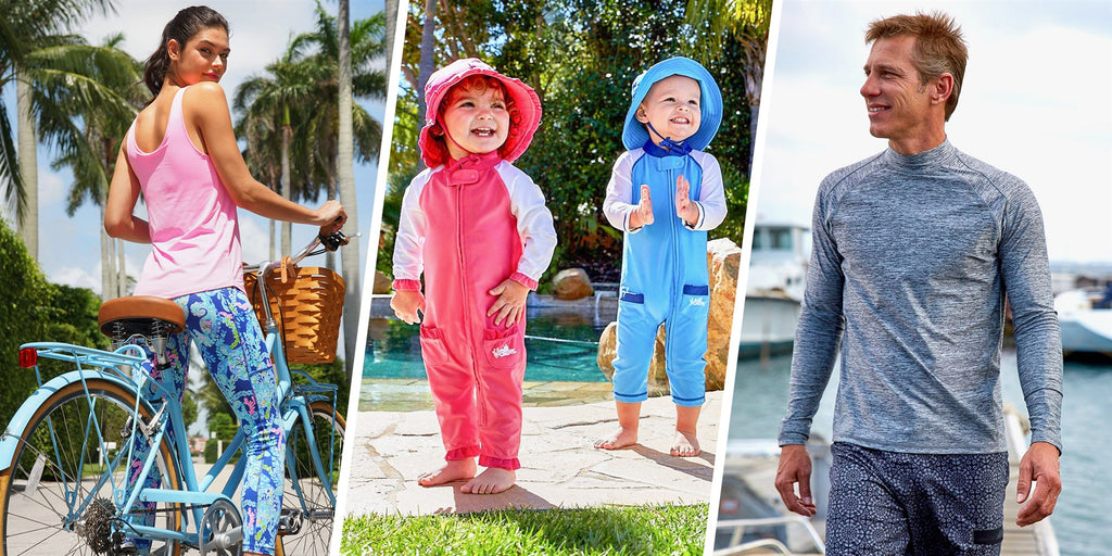 TODAY: 23 sun-protective clothing options for the whole family
