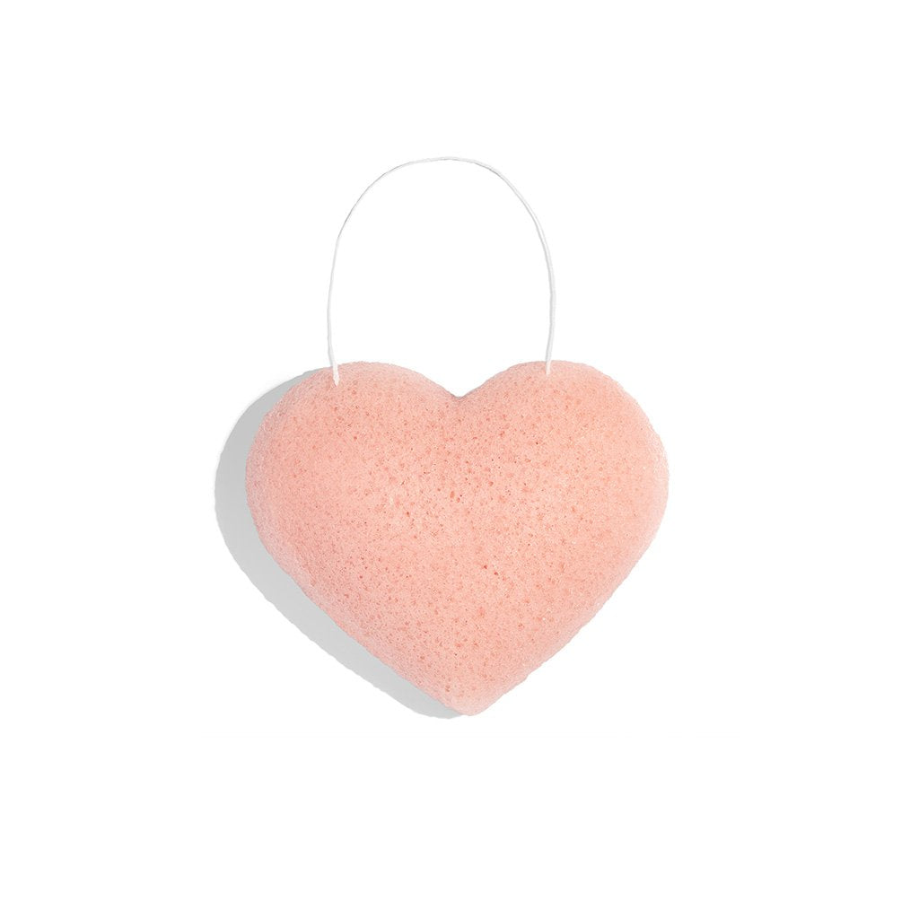 One Love Organics The Cleansing Sponge – Pink Clay