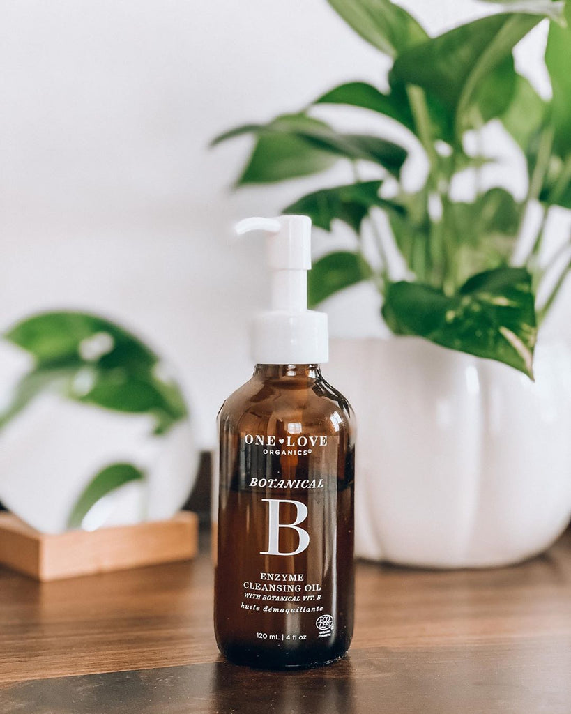 One Love Organics Botanical B Enzyme – Cleansing Oil