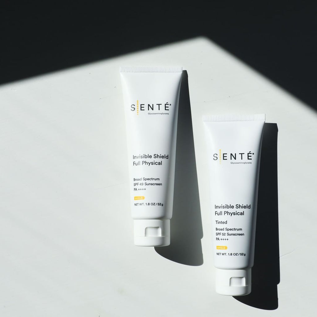 SENTÉ Invisible Shield Full Physical - SPF 49 Untinted