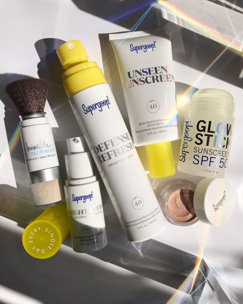 Supergoop Glow Stick SPF 50