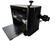 "Load image into Gallery viewer, 12 ½"" Spiral Cutterhead Planer - CUTECH 40700H"