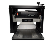 "Load image into Gallery viewer, 12 ½"" Spiral Cutterhead Benchtop Planer - CUTECH 40700H"