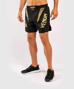 FIGHTSHORTS VENUM X ONE FC - NOIR/OR