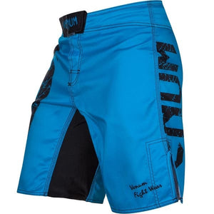 FIGHT SHORT VENUM GIANT CYAN BLUE