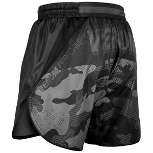 FIGHTSHORT COURT VENUM TACTICAL - NOIR/NOIR