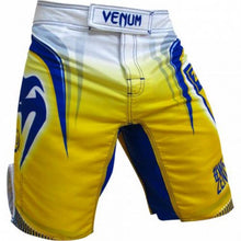 Charger l'image dans la galerie, FIGHT SHORT VENUM ZENITH TEAM ICE