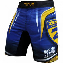 Charger l'image dans la galerie, FIGHT SHORT VENUM ZENITH TEAM BLACK