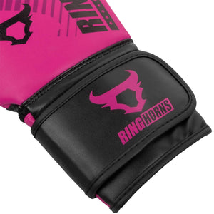 GANTS DE BOXE RINGHORNS CHARGER MX PINK