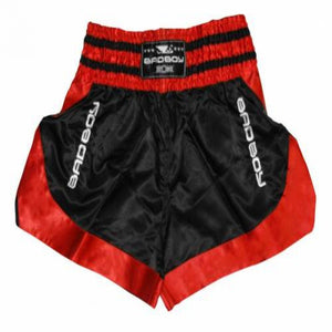 SHORT MULTIBOXE BAD BOY ROUGE/NOIR
