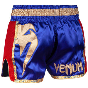 SHORT MUAY THAI VENUM GIANT ROUGE/BLEU