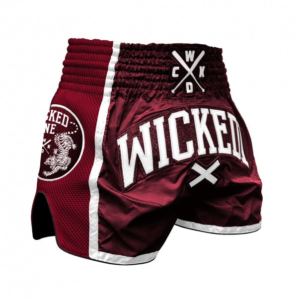SHORT MULTI BOXE DUEL BORDEAUX