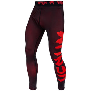 PANTALON DE COMPRESSION VENUM GIANT ROUGE