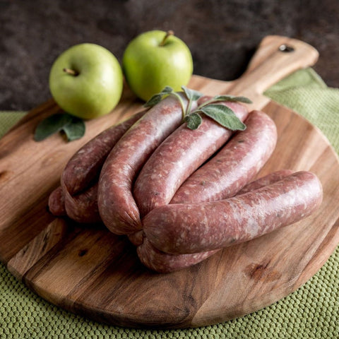 Apple and Sage Sausages 1kg