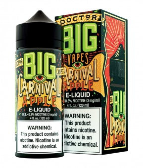 Dr. Big Vapes - Carnival Apple 120ml