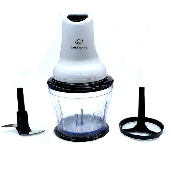 Chefware Appliances Polo Electric  Vegetable and Fruit Chopper 1200ml