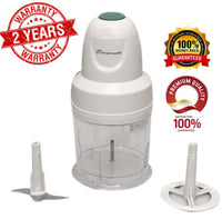 Chefware Coral Electric 300 watt Vegetable and Fruit Chopper