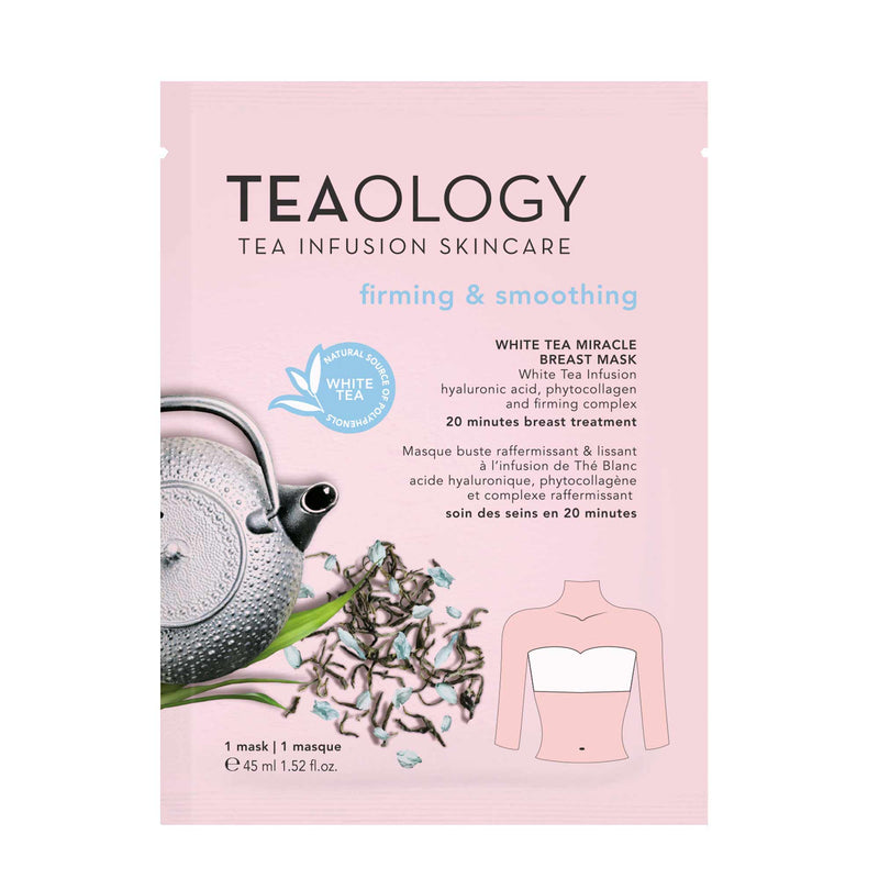 White Tea Miracle Breast Mask