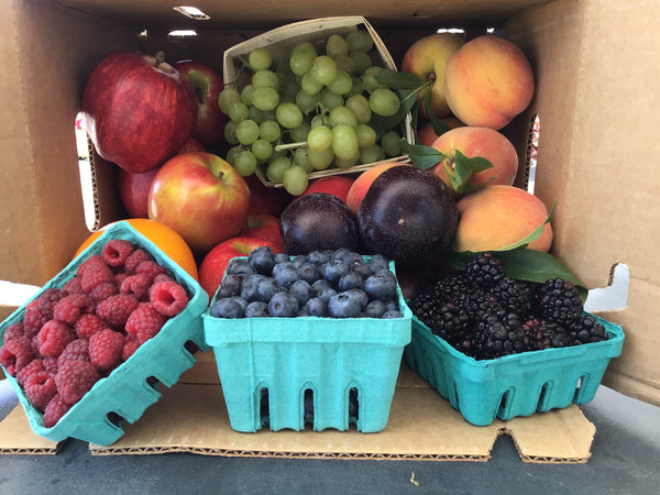 Fruit Box - Farmers Market Season Pass
