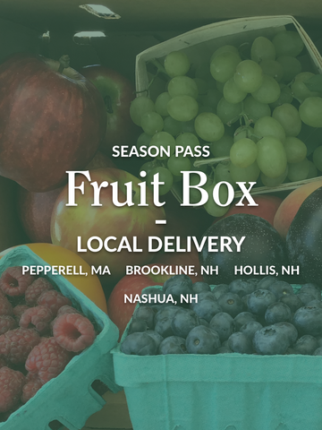 Fruit Box - Local Delivery Season Pass