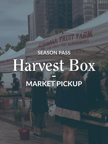 Farmers Market Season Pass
