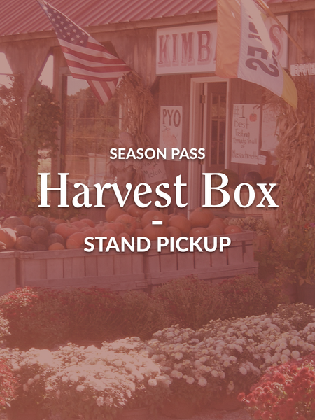 Farm Stand Season Pass