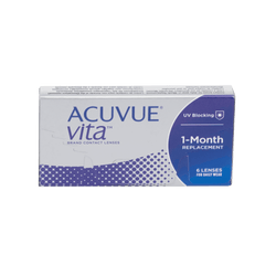 Acuvue Vita Contact Lens Review