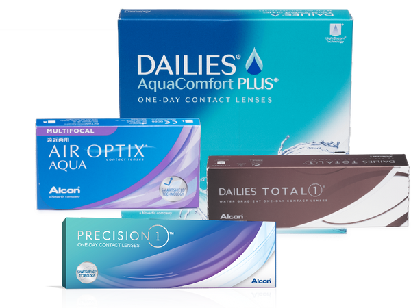 Alcon Online Contact Lens Rebates
