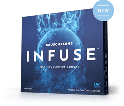 Infuse One Day Contacts Review
