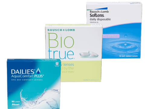 Cheapest Daily Contact Lenses