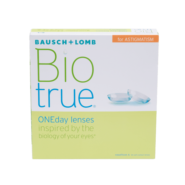 Biotrue Oneday Astigmatism - 90 Pack