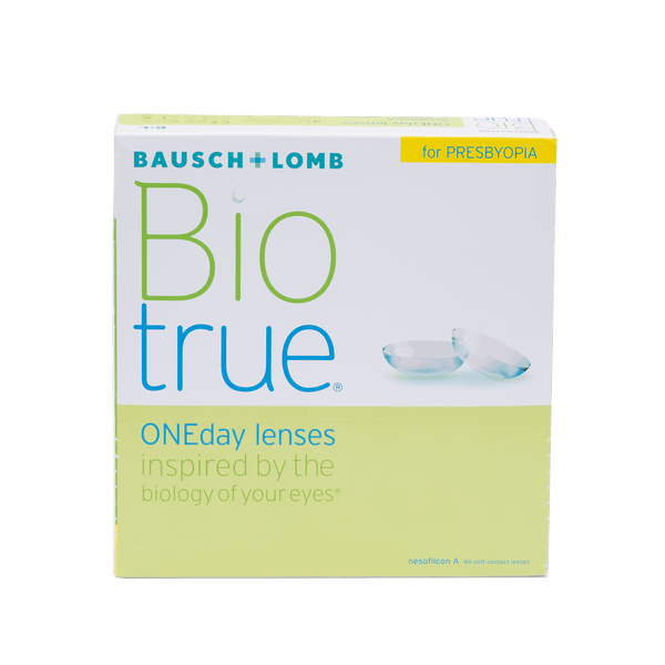 Biotrue Oneday Presbyopia - 90 Pack