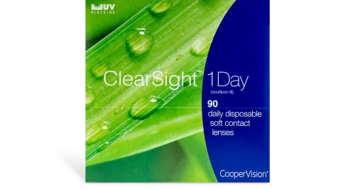 ClearSight 1 Day - 90 Pack
