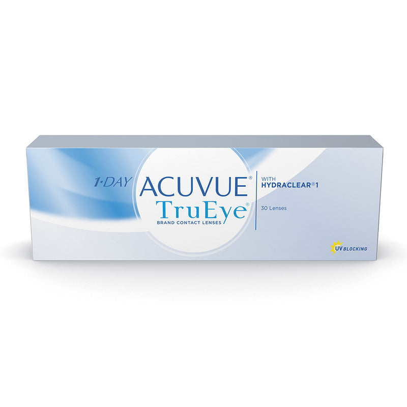 Trueyes Daily Contact Lenses 30 pack
