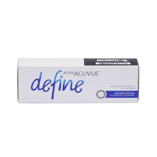 1-Day Acuvue Define Contact Lenses