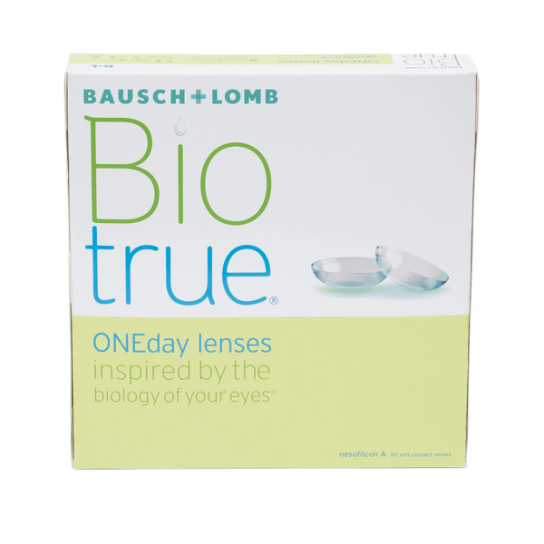Biotrue Oneday Contact Lenses Box - 90 Pack