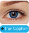 Impressions Color Contacts - True Sapphire