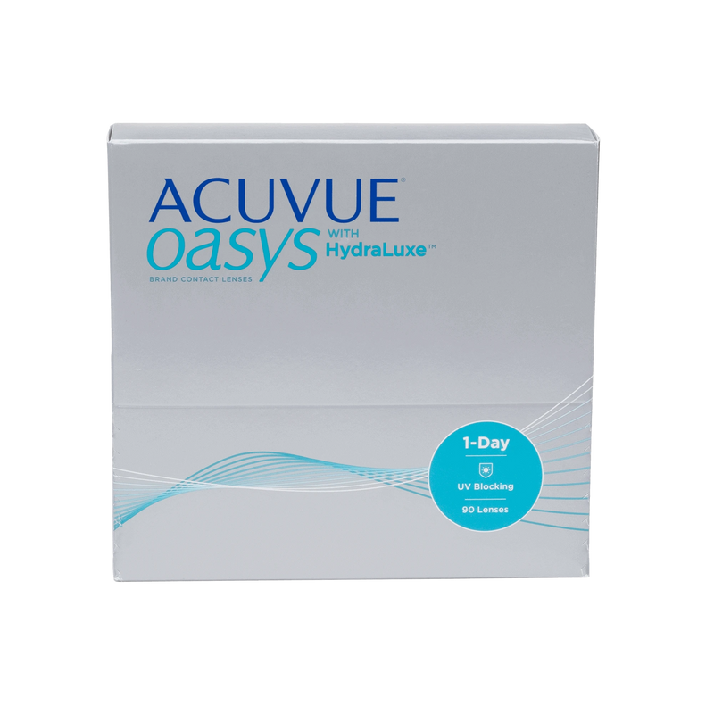 Acuvue Oasys 1-Day Contact Lenses Box - 90 Pack