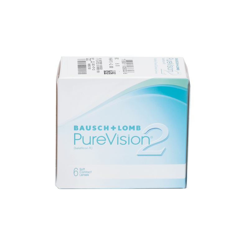 PureVision 2 HD Contact Lenses Box - 6 Pack