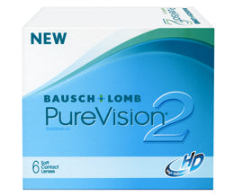 Previous PureVision 2 HD Contact Lenses Box - 6 Pack