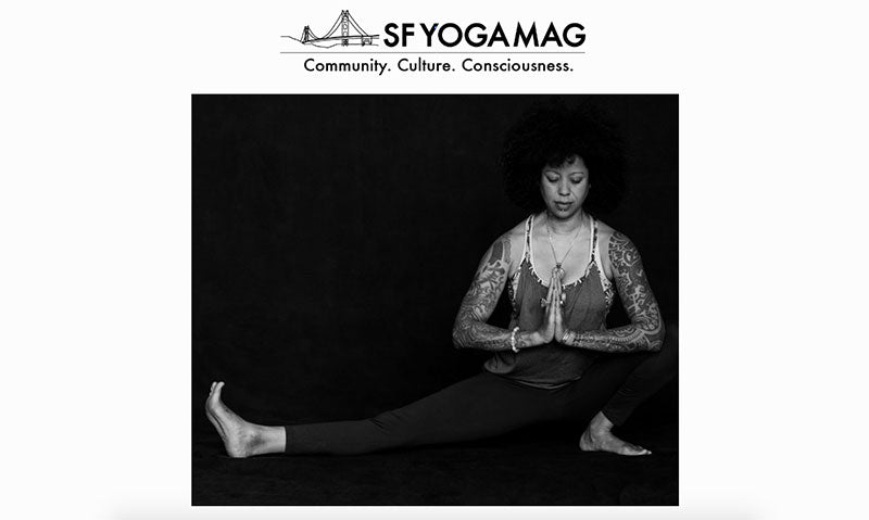 The Path of a Yogi: Bibi McGill Takes It from the Road to the Mat | SF Yoga Magazine
