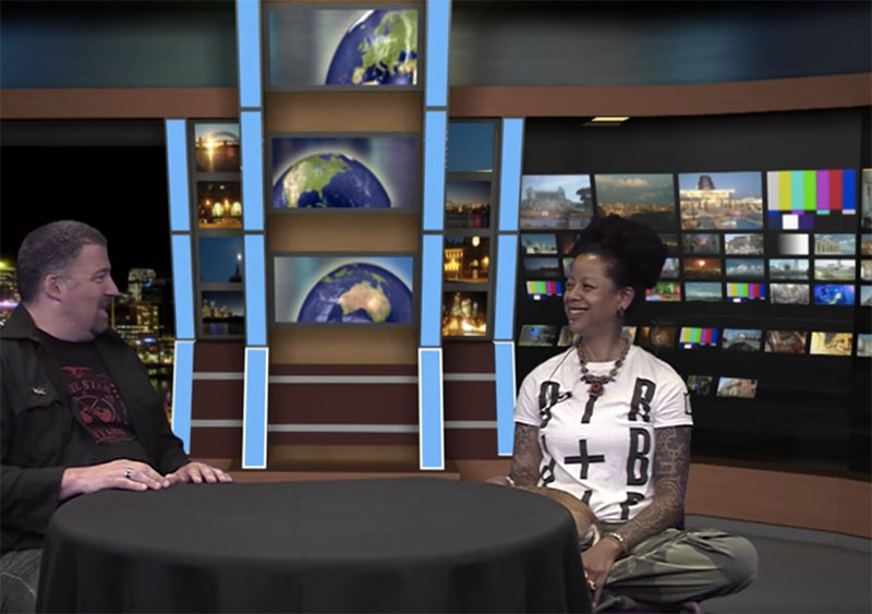 """Off the Record"" Interview with Bibi McGill 