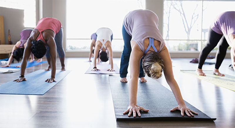 9 Things You Should Never Do In Yoga Class