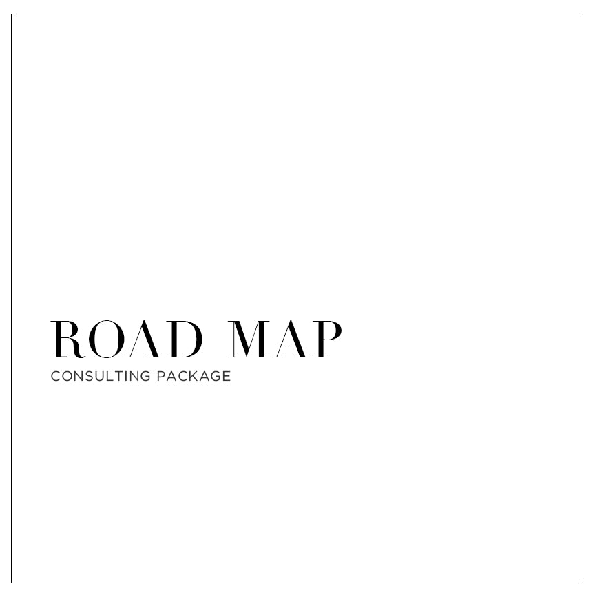 Road Map - Consulting Package