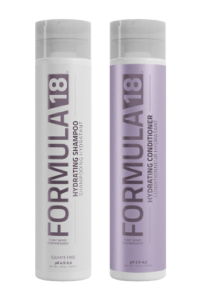 "Formula 18 Hydrate ""The Basics"" Duo"