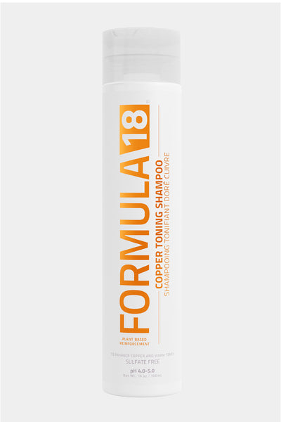 Formula 18- Copper Toning Shampoo