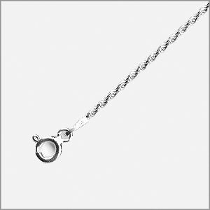 030 Rope Chain Sterling  Silver